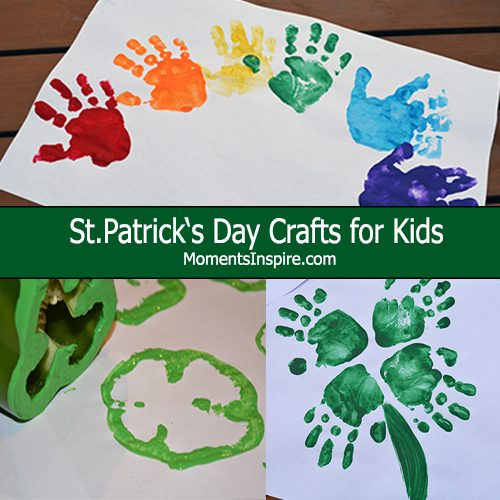 St Patrick S Day Fun With Kids Moments Inspire